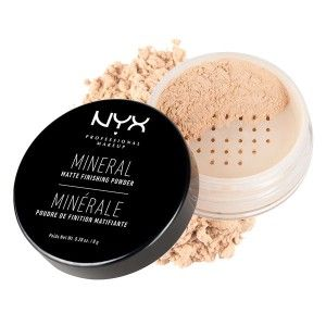 Buy NYX Professional Makeup Mineral Matte Finishing Powder - Nykaa