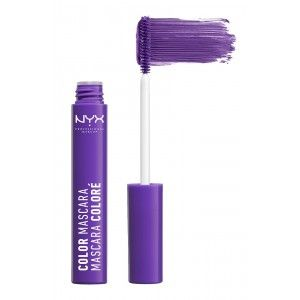 Buy NYX Professional Makeup Color Mascara - Nykaa