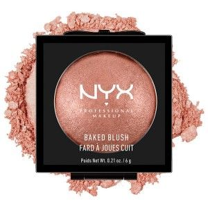 Buy NYX Professional Makeup Baked Blush - Nykaa
