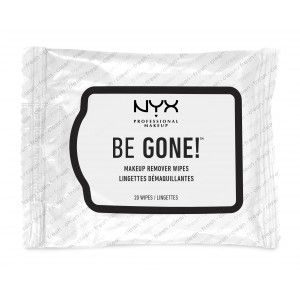 Buy NYX Professional Makeup Be Gone! Makeup Remover Wipes - Nykaa