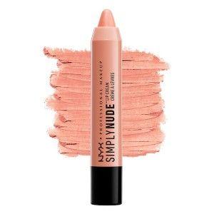 Buy NYX Professional Makeup Simply Nude Lip Cream - Nykaa