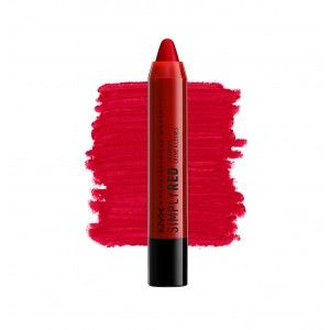 Buy NYX Professional Makeup Simply Red Lip Cream - Nykaa