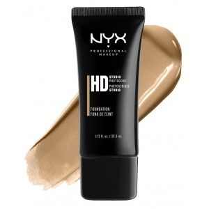 Buy NYX Professional Makeup High Definition Foundation - Nykaa