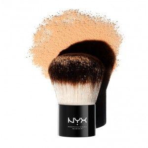 Buy NYX Professional Makeup Pro Kabuki Brush - Nykaa