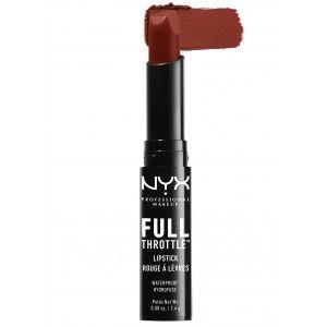 Buy NYX Professional Makeup Full Throttle Lipstick - Nykaa