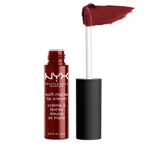 Buy NYX Professional Makeup Soft Matte Lip Cream - Nykaa