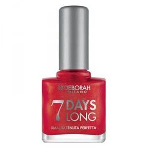 Buy Deborah 7 Days Long Nail Enamel - Nykaa