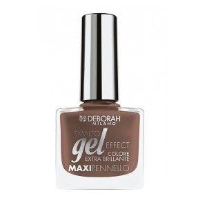 Buy Deborah Gel Effect Nail Enamel - Nykaa