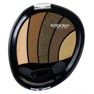Buy Deborah Perfect Smokey Eye Palette - Nykaa