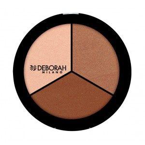 Buy Deborah Trio Contouring Palette - Nykaa