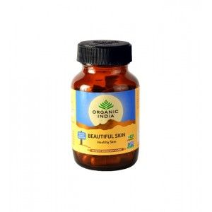 Buy Organic India Beautiful Skin - Nykaa