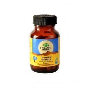 Buy Organic India Turmeric Formula - Nykaa