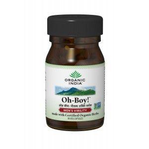 Buy Organic India Oh - Boy - Nykaa
