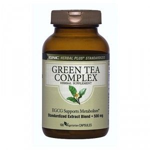 Buy GNC Green Tea Complex (100 Capsules) - Nykaa
