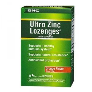 Buy GNC Ultra Zinc (48 Vegetarain Lozenges) - Nykaa