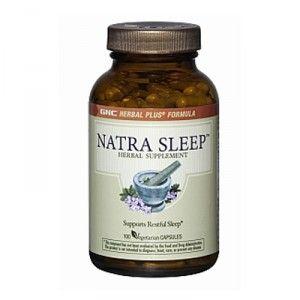 Buy GNC Natra Sleep (100 Vegetarain Capsules) - Nykaa