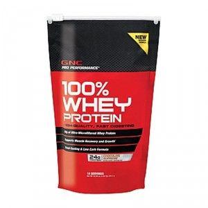 Buy GNC Pro Performance100% Whey Protein - Chocolate Supreme 1.09 lb(s) - Nykaa