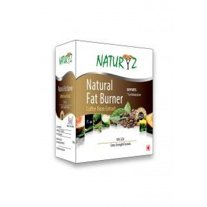 Buy Naturyz Coffee Bean Extract 500mg 50% GCA - 60 Capsules - Nykaa