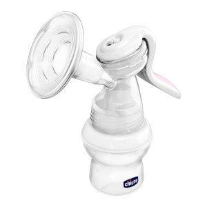 Buy Chicco Manual Breast Pump Nat Feeling - Nykaa