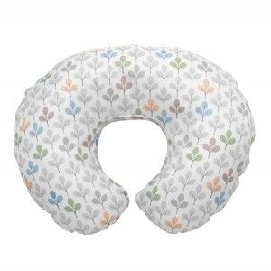 Buy Chicco Boppy Cotton Slipcover Silverleaf - Nykaa
