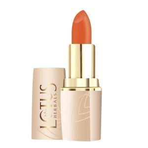 Buy Lotus Herbals Pure Colors Matte Lip Color - Nykaa