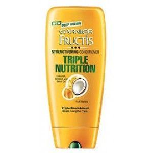 Buy Garnier Fructis Triple Nutrition Conditioner - Nykaa