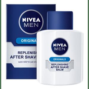 Buy Nivea Men Replenishing After Shave Balm Original - Nykaa