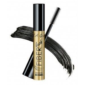 Buy L.A. Girl Fiber Lash Mascara - Black - Nykaa