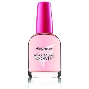 Buy Sally Hansen Maximum Growth Treatment For Short Nails  - Nykaa