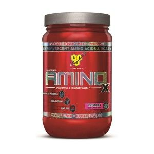 Buy BSN Amino X Muscle Recovery Supplement (Watermelon) - Nykaa