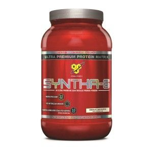 Buy BSN Syntha-6 Protein Powder (Chocolate Cake Batter) - Nykaa