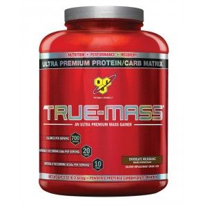 Buy BSN True-Mass Gainer (Chocolate Milkshake) - Nykaa