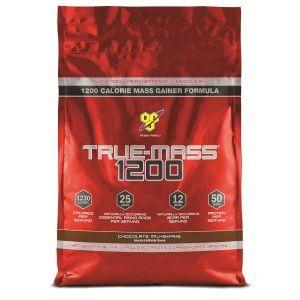 Buy BSN True-Mass Gainer 1200 (Chocolate Milkshake) - Nykaa