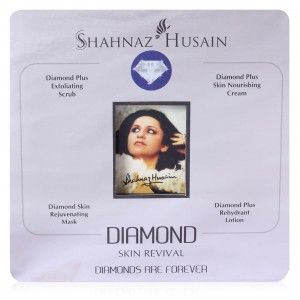 Buy Shahnaz Husain Diamond Skin Revival Diamonds Are Forever - Nykaa