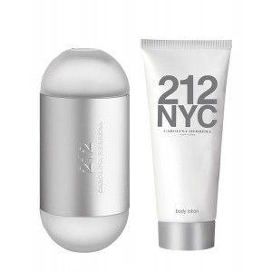 Buy Carolina Herrera 212 NYC Set - Nykaa