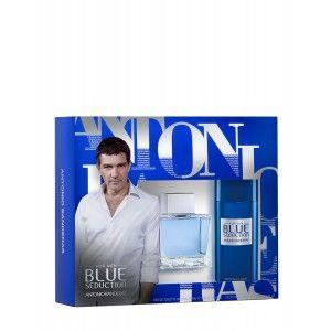 Buy Antonio Banderas Blue Seduction Set - Nykaa