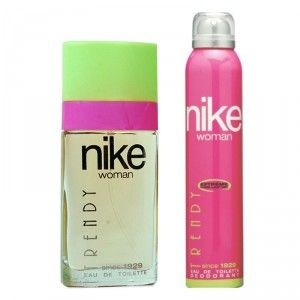 Buy Nike Women Trendy EDT& Deo Spray - Nykaa