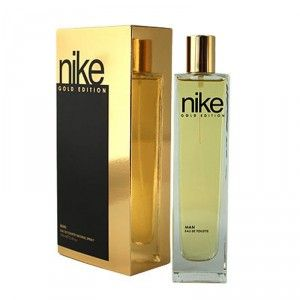 Buy Nike Men Gold EDT - Nykaa