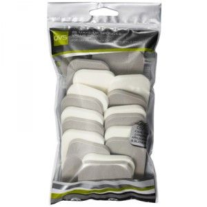 Buy QVS 20 Make-Up Sponges Value Pack - Rectangle - Nykaa