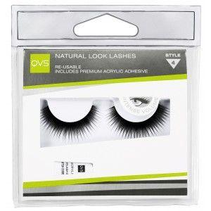 Buy QVS Natural Look Lashes - Style 4 - Nykaa