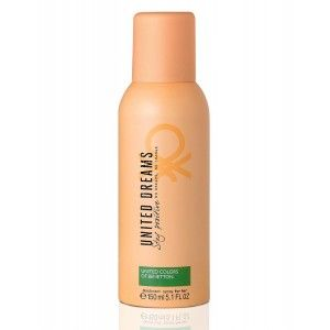 Buy United Colors Of Benetton United Dreams Stay Positive Deodorant - Nykaa