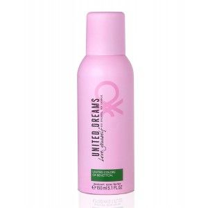 Buy United Colors Of Benetton United Dreams Love Yourself Deodorant - Nykaa