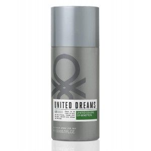 Buy United Colors Of Benetton United Dreams Aim High Deodorant - Nykaa