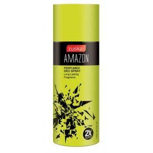 Buy Zuska Amazon Perfumed Deo Spray With 2X More Perfume - Nykaa