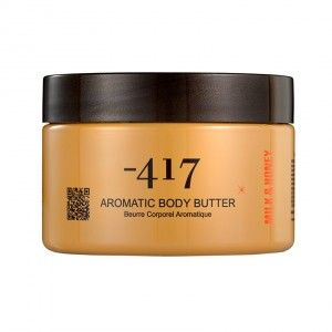 Buy minus417 Aromatic Body Butter - Milk & Honey - Nykaa