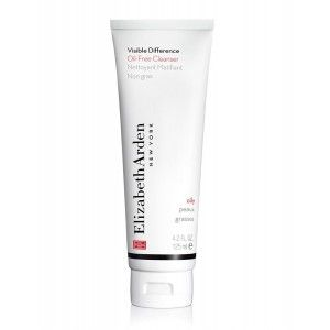 Buy Elizabeth Arden Visible Difference Oil Free Cleanser For Oily Skin - Nykaa
