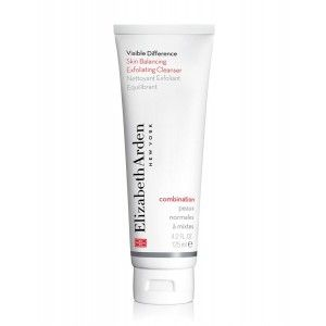 Buy Elizabeth Arden Visible Difference Skin Balancing Exfoliating Cleanser - For Combination Skin - Nykaa