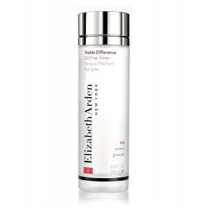 Buy Elizabeth Arden Visible Difference Oil Free Toner For Oily Skin - Nykaa