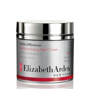 Buy Elizabeth Arden Visible Difference Gentle Hydrating Night Cream - For Dry Skin - Nykaa