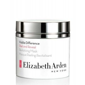 Buy Elizabeth Arden Visible Difference Peel And Reveal Revitalising Mask - For All Skin Types - Nykaa